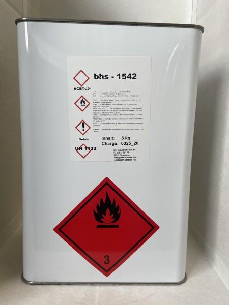 Klebstoff - bhs 1542 - farblos - 8 KG