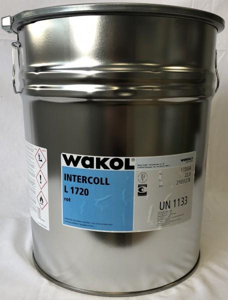 Klebstoff - Wakol Intercoll L 1720 - rot - 22 KG