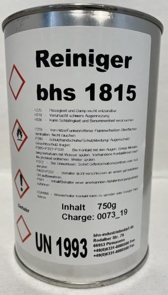 Reiniger - bhs 1815 - farblos - 1 L