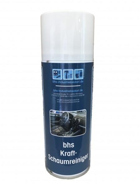 bhs Kraft-Schaumreiniger - weiß - 400 ml