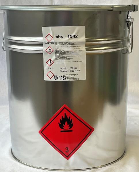 Klebstoff - bhs 1542 - farblos - 25 KG