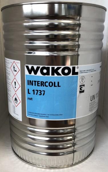 Klebstoff - Wakol Intercoll L 1737 - rot - 9 KG