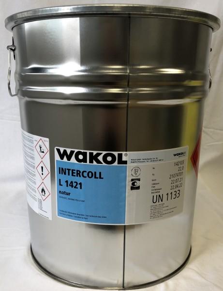 Klebstoff - Wakol Intercoll L 1421 - natur - 22 KG