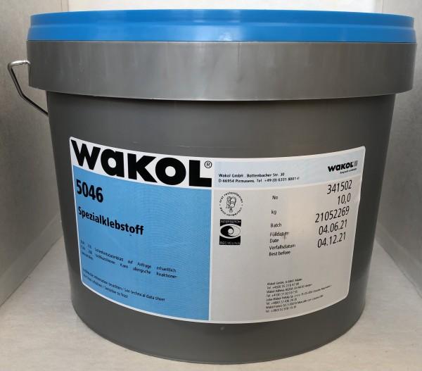 Klebstoff - Wakol Latexkleber Dispersion 5046 - 10 KG