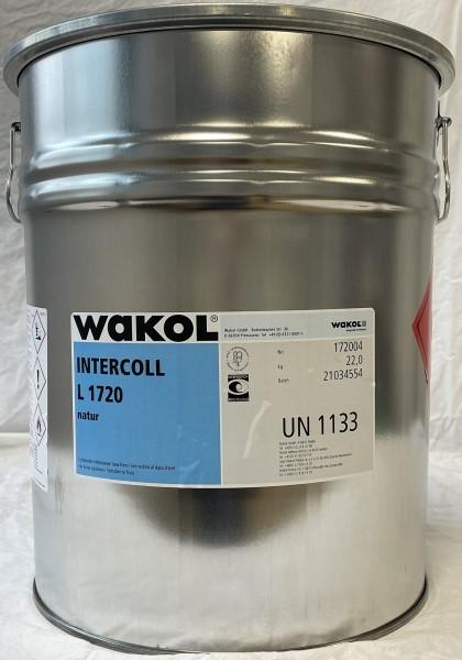 Klebstoff - Wakol Intercoll L 1720 - natur - 22 KG