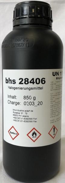 Halogeniermittel bhs 28406 - bläulich - 1 L