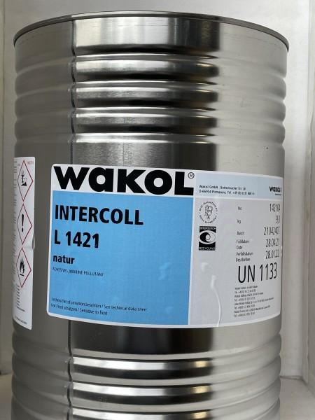Klebstoff - Wakol Intercoll L 1421 - natur - 9 KG