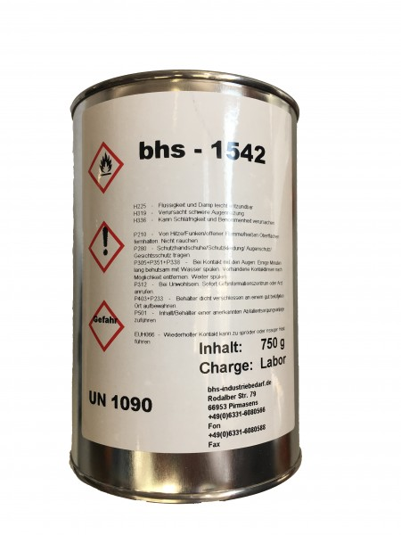 Klebstoff - bhs 1542 - farblos - 600 g
